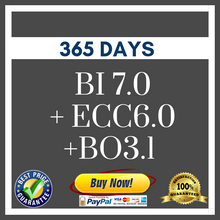 SAP BI 7.0 + ECC6.0 +BO3.1 365 DAYS