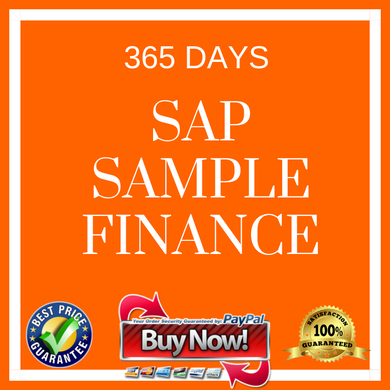 SAP SIMPLE FINANCE 365 DAYS