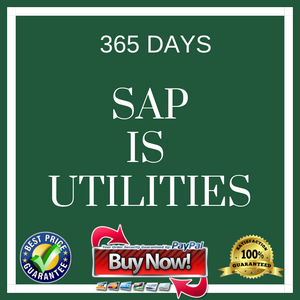 SAP IS UTILITIES (365 Days)