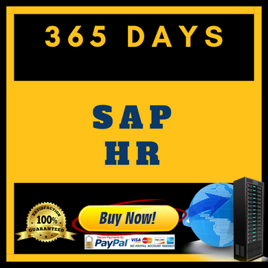 SAP HR 365 DAYS
