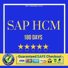 SAP HCM 180 DAYS
