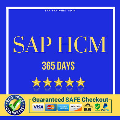 SAP HCM 365 DAYS