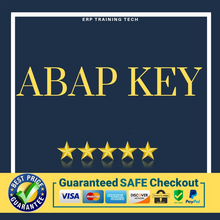 ABAP KEY FOR ECC6 EHP7