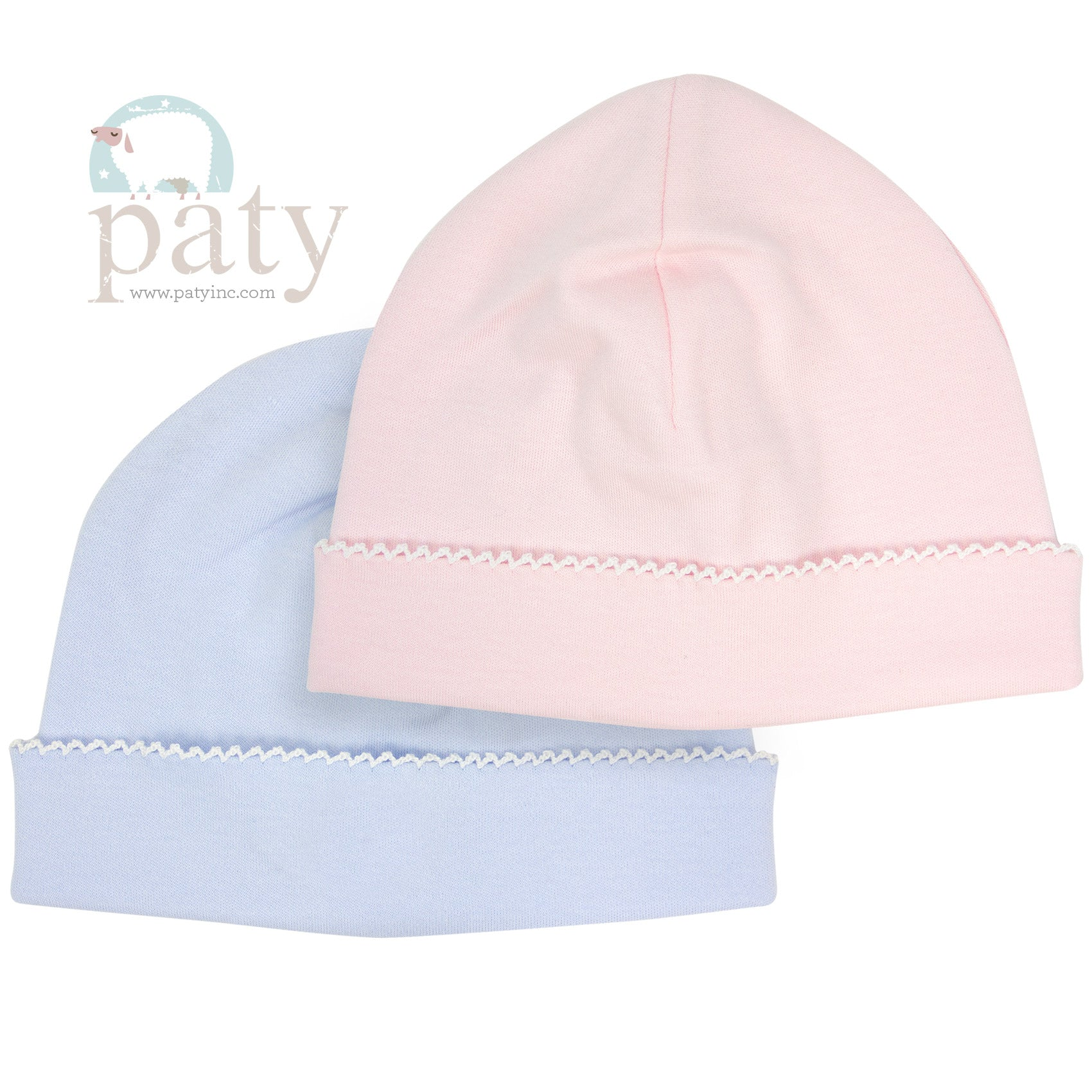 COTTON SOLID CAP - PINK - Made by McNamara