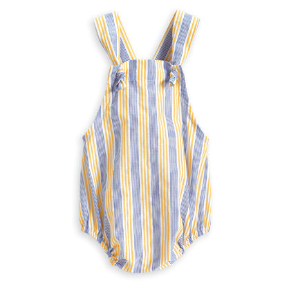 QUINN BUBBLE - SUNNYSIDE STRIPE - Made by McNamara