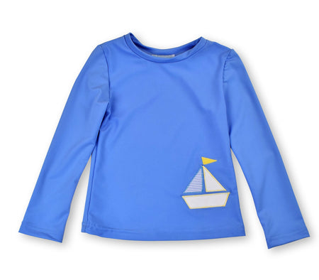 RASH GUARD - SAILBOAT - Made by McNamara