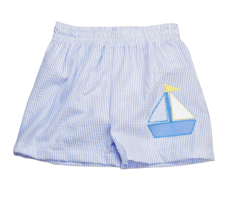 SWIM TRUNKS - SAILBOAT - Made by McNamara