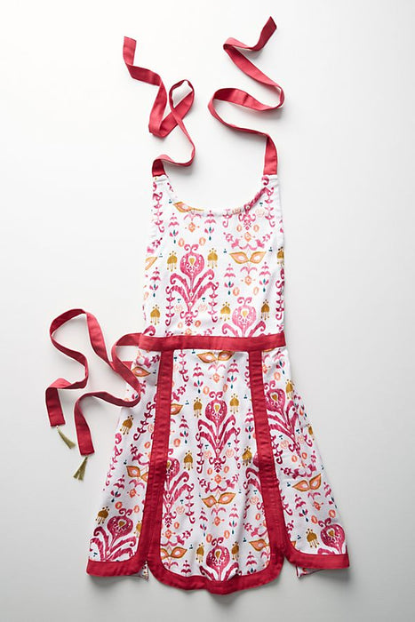 APRON - RED - Made by McNamara