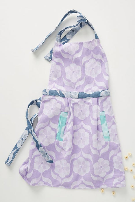 APRON -  LAVENDER - Made by McNamara