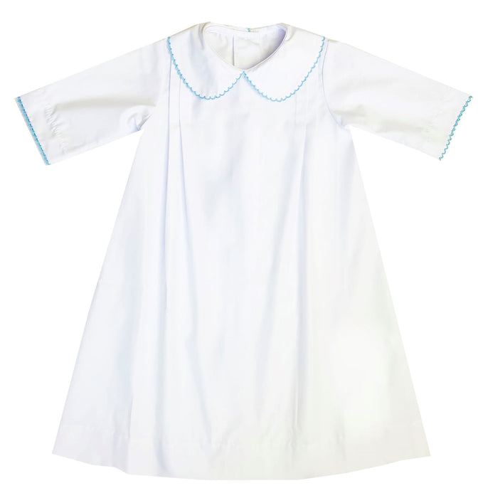 CLASSIC DAYGOWN - BLUE - Made by McNamara