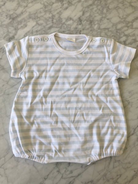 STRIPED COTTON BUBBLE - Made by McNamara