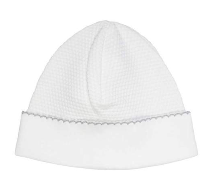 PIMA BUBBLE HAT - GREY