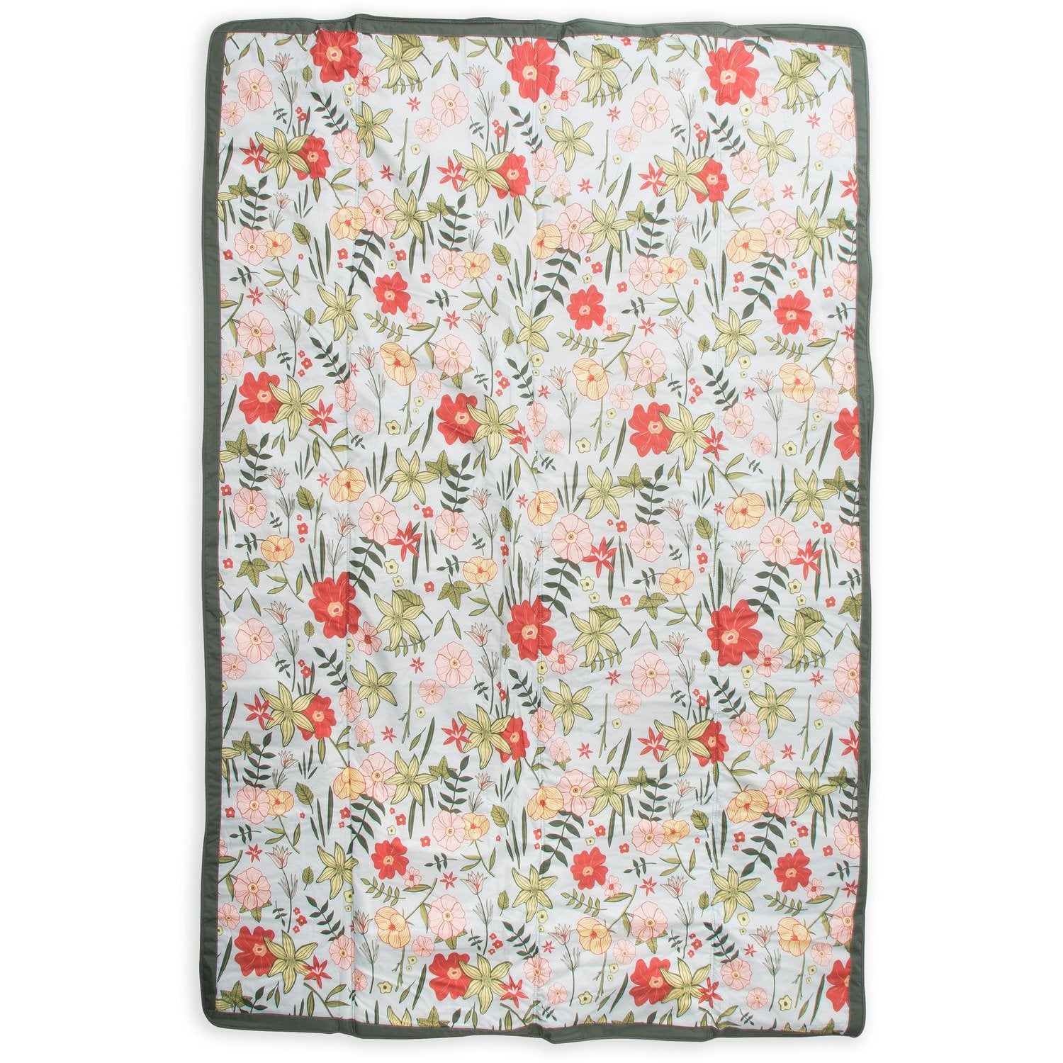 OUTDOOR BLANKET 5x7 - PRIMROSE PATCH - Made by McNamara