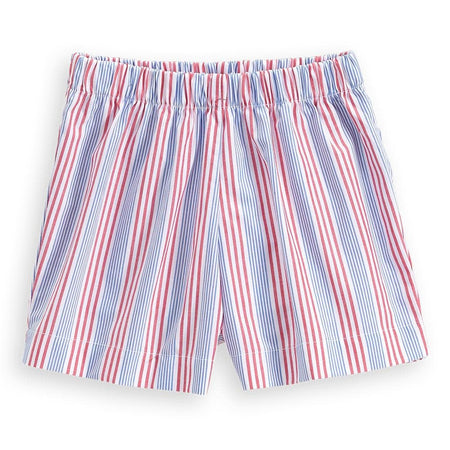 BOY'S PLAY SHORT - FLAGLER STRIPE - Made by McNamara