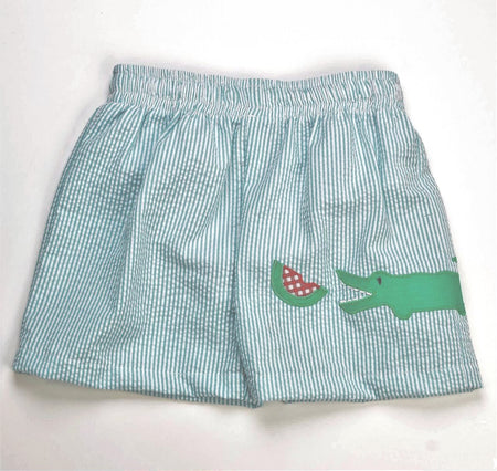 SWIM TRUNKS - ALLIGATOR - Made by McNamara