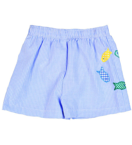 SWIM TRUNKS - FISH - Made by McNamara