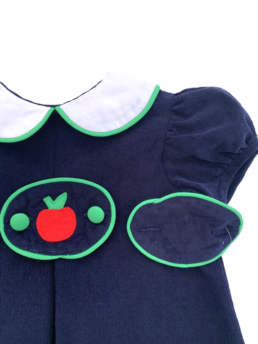 APPLE TAB FLOAT DRESS - Made by McNamara