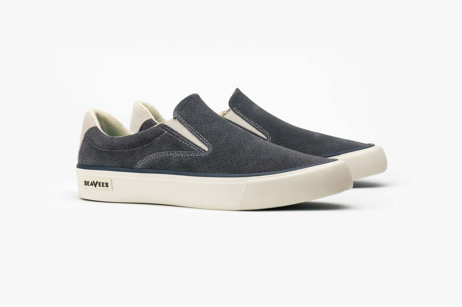 Mens - Hawthorne Slip On - Iron Gate