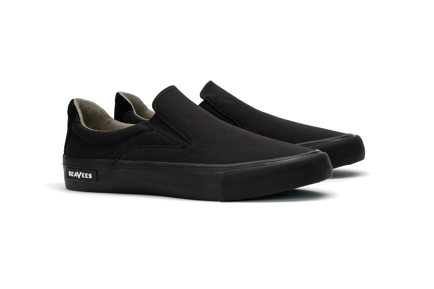 Mens - Hawthorne Slip On Standard - Black