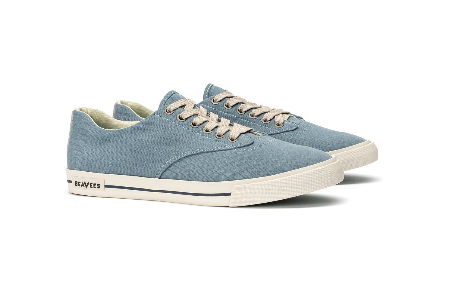 Mens - Hermosa Sneaker Surfwash - Blue Mirage