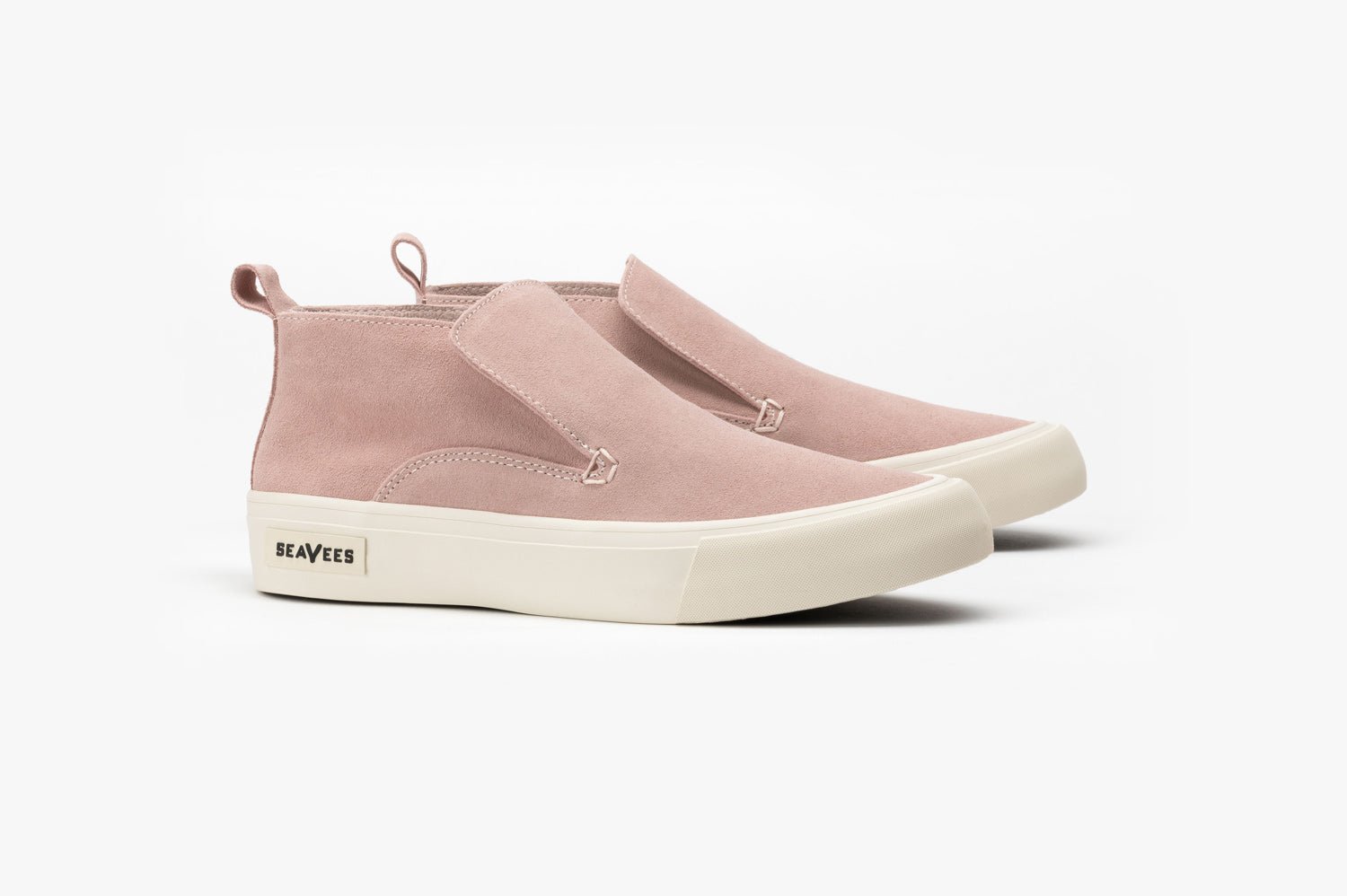 Womens - Huntington Middie - Rose Quartz