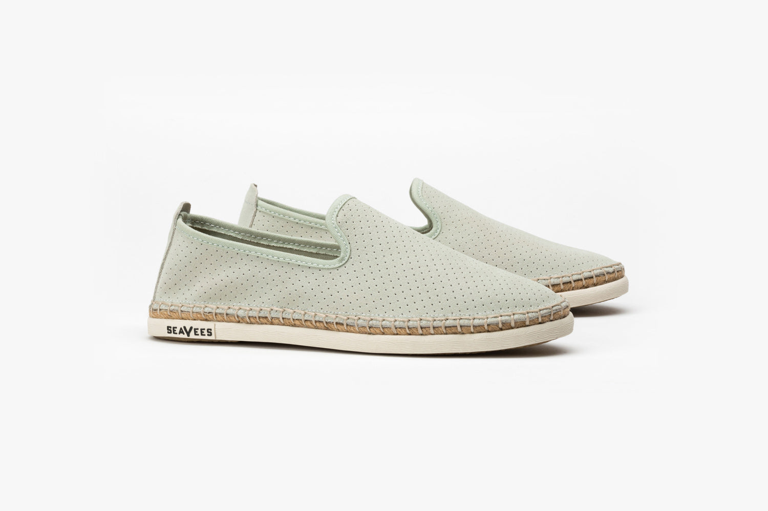 Womens - Ocean Park Espadrille - Sea Spray
