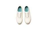 Womens - Legend Platform Embroidery - White Eyelet