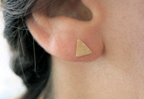 Thick Pyramid Studs