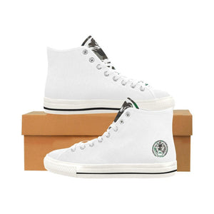 The Original Camo Men Hi Top Canvas Shoes