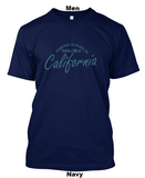 surfing always malibu men navy t shirt