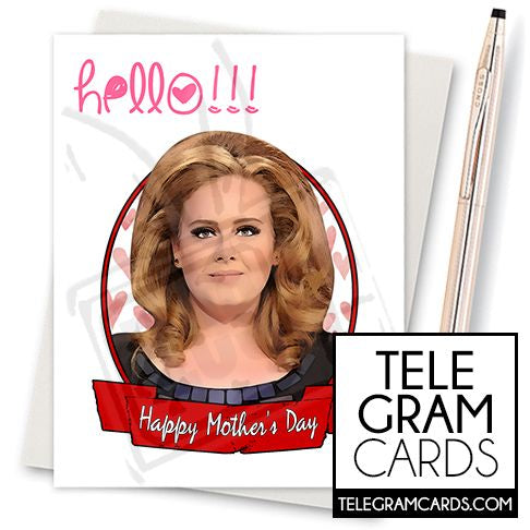 Adele - 001i - [ILCS][MOM] Helllo, Happy Mother's Day - SocialShambles.com