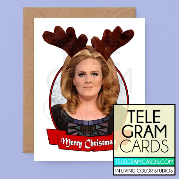 Adele [ILCS-001D-XMS] Merry Christmas