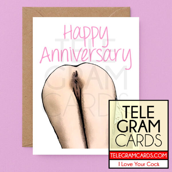 Art [ILYC-005C-ALL-P] Ass-Up Smash Pussy - Happy Anniversary