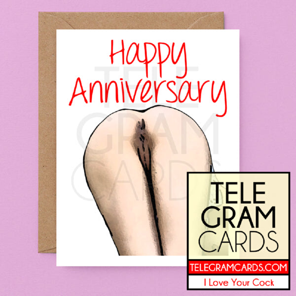 Art [ILYC-005C-ALL-R] Ass-Up Smash Pussy - Happy Anniversary