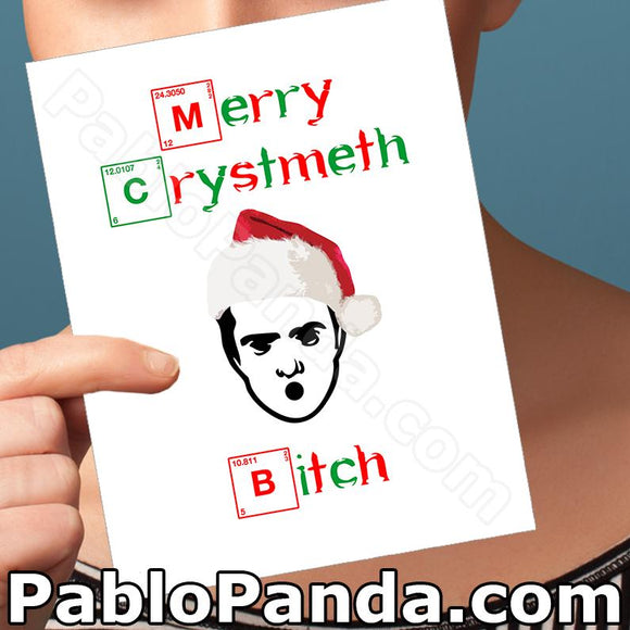Merry Crystalmeth Bitch - SocialShambles.com