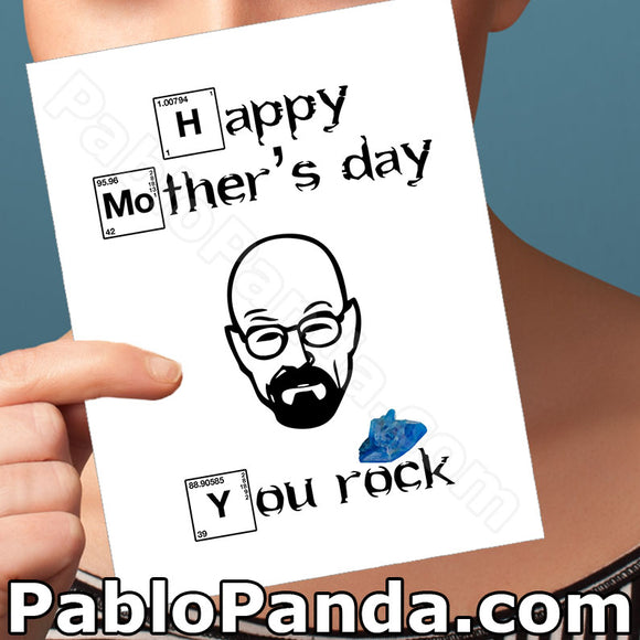Happy Mother's Day, You Rock - SocialShambles.com