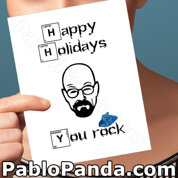 Happy Holidays, You Rock - SocialShambles.com