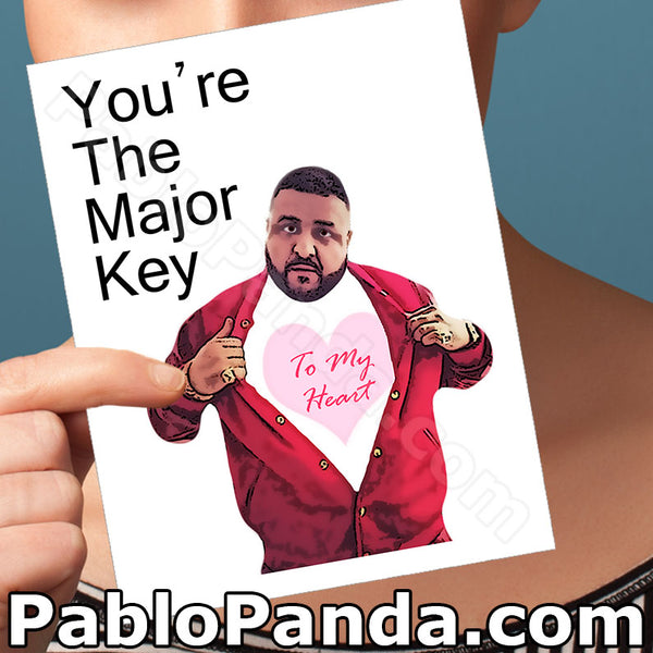 You're The Major Key (To My Heart)
