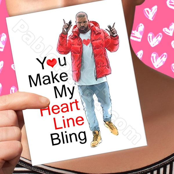 You Make My Heartline Bling