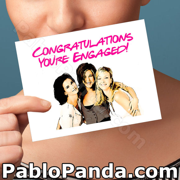 Congratulations You're Engaged - SocialShambles.com