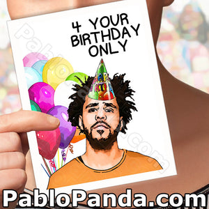 4 Your B-Day Only - SocialShambles.com