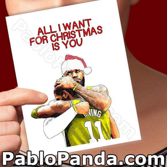 All I Want For Christmas If You - SocialShambles.com