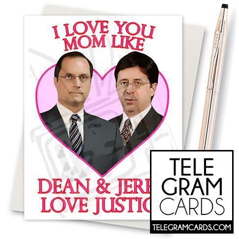Making A Murderer (Dean & Jerry) - 001b - [ILCS][MOM] I Love You Mom Like Dean & Jerry Love Justice - SocialShambles.com