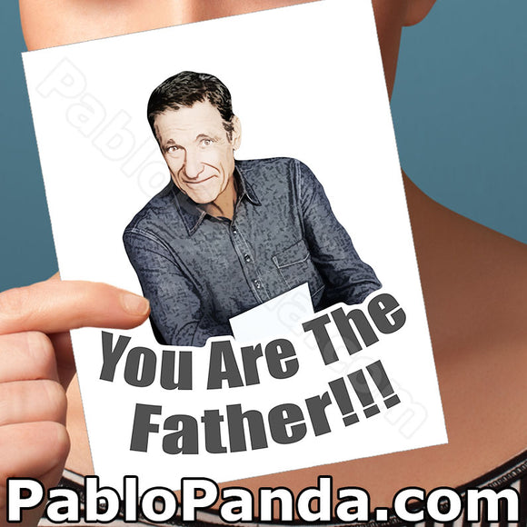 You Are The Father - Social Shambles