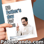 No Father's Day For You