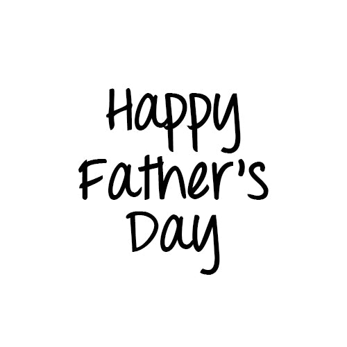 (Message Inside Card) Happy Father's Day - SocialShambles.com