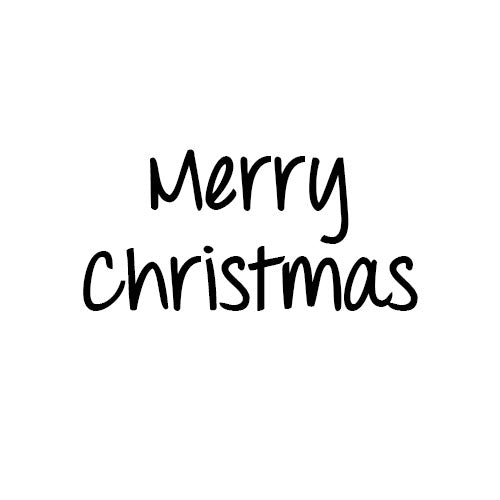 (Message Inside) Merry Christmas - SocialShambles.com