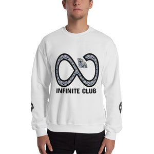 INFINITE DIAMOND SWEATSHIRT