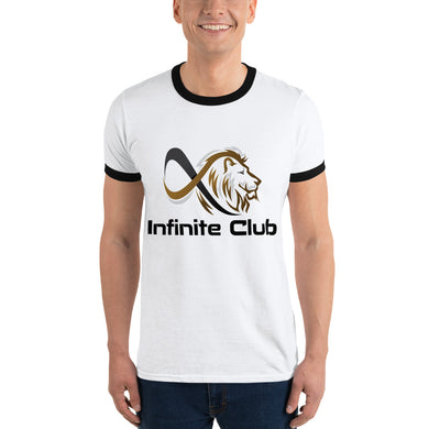 Infinite Lion New logo Ringer T-Shirt