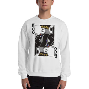 INFINITE CARD Unisex Sweatshirt